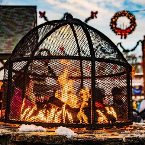 $22.99起 宣传片圣诞气息满满弗吉尼亚威廉斯堡布希花园圣诞小镇门票