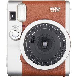 Fujifilm封面同款Instax Mini 90 Neo Classic 拍立得