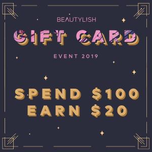 满$100返$20无门槛券=变相8折一年一次:Beautylish 全站彩妆护肤热卖 多买多送