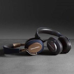 史低价:Bowers & Wilkins PX 降噪耳机