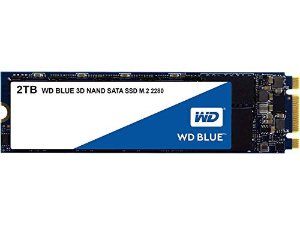$219.99WD Blue 3D NAND 2TB PC SSD