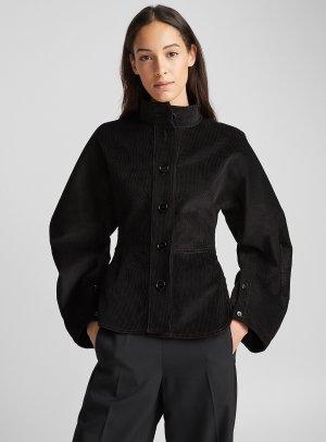 Large-sleeve jacket