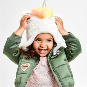 50% Off All Outwear & Cold Weather Accessories @ Children's Place