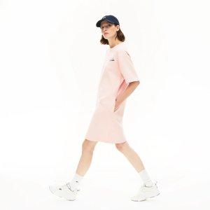 LacosteWomen's Signature Print T-Shirt Dress