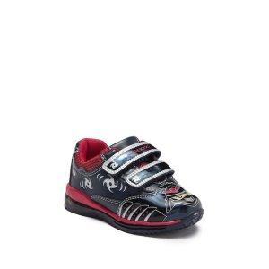 afa1cff87f GeoxTodo Printed Hook-and-Loop Strap Sneaker (Baby & Toddler)