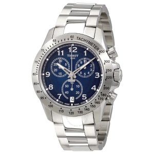 TissotT-Sport V8 Chronorgaph Blue Dial Men's Watch