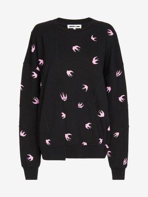 Mini Swallow Sweatshirt  McQ | Sweatshirt |    