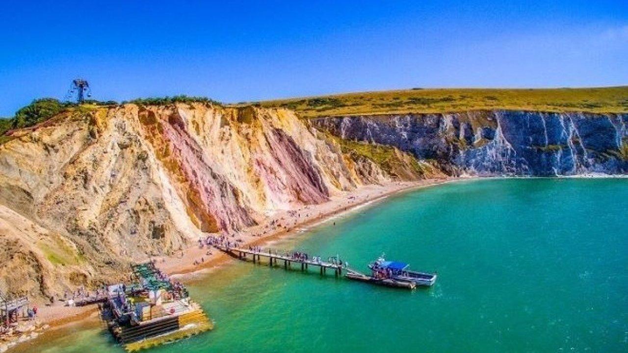 Isle of Wight 怀特岛旅游攻略   怀特岛景点/轮渡/租车路线/公交地图/美食/住宿全指南!