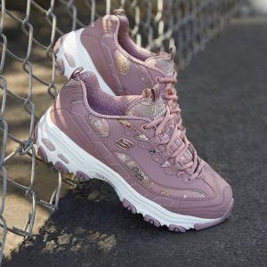 粉色老爹鞋$24起 雪地靴$29Skechers 运动鞋休闲鞋超低价 平价也时尚