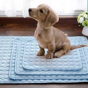 $14.4起(原价$49)宠物降温垫 夏天让毛孩子保持凉爽舒适 多尺寸可选