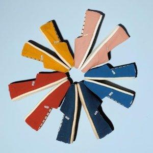 满$100减$20最后一天:TOMS官网 帆布鞋全场大促 新品加入折扣好价