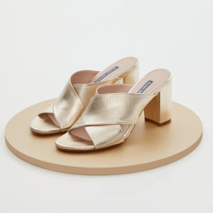 低至7.6折 一律$399+免邮SW 官网新款凉鞋特卖 春夏脚尖新色系