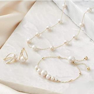 低至7.5折限今天:Ross-Simons 精选珍珠首饰热卖