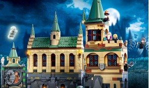 Lego 哈利波特20周年新品预告!Lego 哈利波特20周年新品预告!