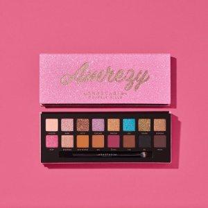 $49上新:Anastasia Beverly Hills Amrezy 眼影盘即将发售