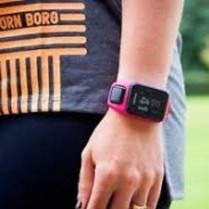 $38 带GPS手慢无:Tom Tom 超酷运动手表 粉色
