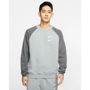 Nike灰色卫衣