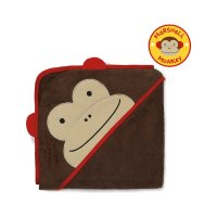 skiphop 小猴子浴巾