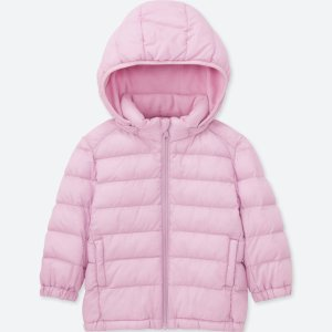 UniqloTODDLER LIGHT WARM PADDED FULL-ZIP PARKA