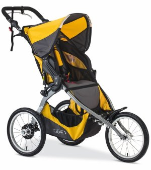 BOB 2016 Ironman Stroller - Yellow