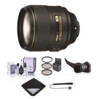 Nikon AF-S NIKKOR 105mm f/1.4E ED 镜头