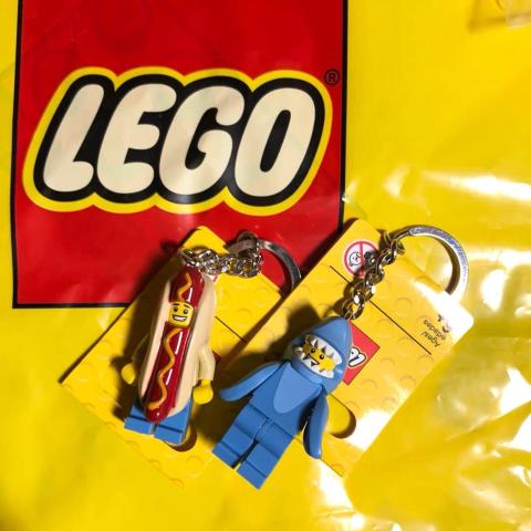 送闺蜜的暖心小物件 £2起LEGO 精选钥匙链好价 星球大战、超人等迪士尼系列都有