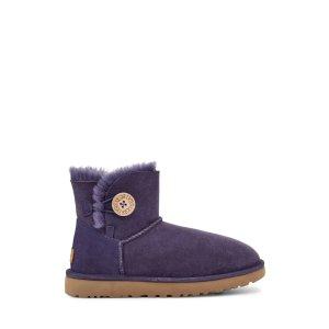 UGG Australia纽扣雪地靴