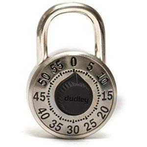 dudley 3位密码锁