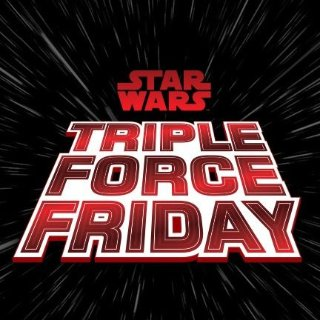 Gift with Purchase & Double VIP PointsLEGO Star Wars Triple Force Day Sale