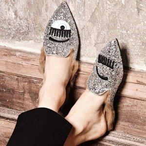 额外8.5折 收大眼萌鞋独家:Chiara Ferragni 美衣美鞋热卖 折扣区也参加