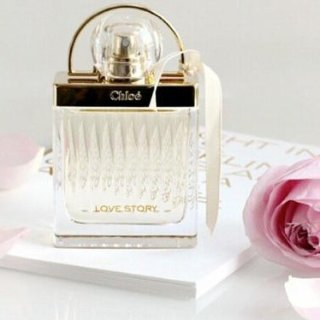 Chloe Love Story Eau de Parfum Spray, 1.7 Ounce @ Amazon