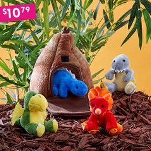 All for $10.79Etna Playful Plush Toy Sets