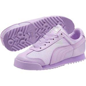 PumaRoma Satin 女童运动鞋,2色选