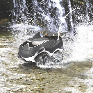 Up to 53% OffKid Galaxy Amphibious RC Truck Morphibians Gator. Remote Control ATV, 27 MHz @ Amazon