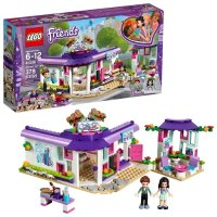 Lego Friends Emma 咖啡店41336