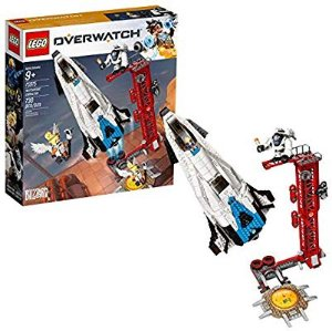 Coming Soon: LEGO Overwatch Watchpoint: Gibraltar 75975 Building Kit (730 Piece)