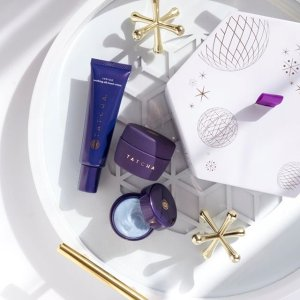 Free Full-Size Renewal Cream (Value $185)With $125+ BEGINNING RITUAL DISCOVERY KIT @ Tatcha