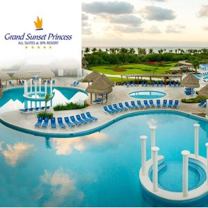 From $99 Grand Sunset Princess All Suites Resort