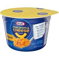 Kraft Easy Mac 原味奶酪通心粉杯 10杯装