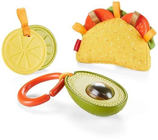 牛油果,墨西哥卷饼玩具