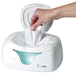 Amazon.com : Wipe Warmer and Baby Wet Wipes Dispenser | Holder | Case with Changing Light : Baby