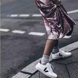 全场8.5折 杨洋梅根等纷纷打callVeja 小白鞋好折扣悄悄上线 时尚博主强推单品