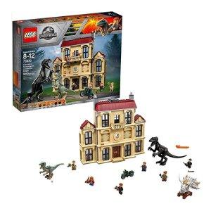 Amazon LEGO Jurassic World Indoraptor Rampage at Lockwood Estate 75930 Popular Building Kit