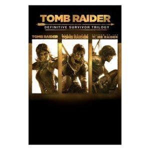 New Release: Tomb Raider: Definitive Survivor Trilogy