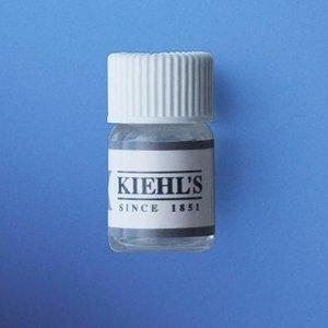 青你姐妹们同款品牌心动不心动预告:Kiehl's 新品小安瓶已在英国面世 还你年轻透白肌肤
