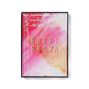 Bobbi Brown6折独家 Panoramic Pink 眼影盘119.7g