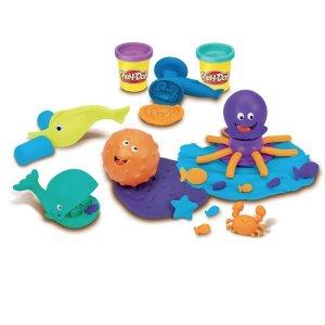 1.5折起,低至$4.04闪购:Play Doh 精选多款橡皮泥套装 逆天白菜价