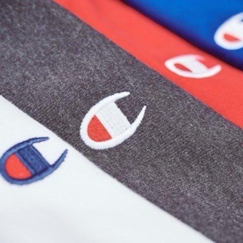 3.5折起!帽衫£27 T恤£13Champion 爆款专场 彩虹色系一应俱全 冰点超低价