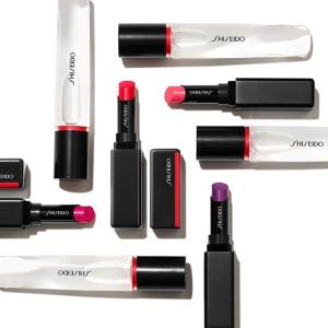 满额送价值$79大礼包Shiseido官网 美妆产品热卖 收银座系列唇膏