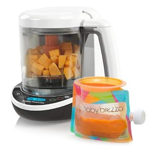 Up to 31% OffBaby Brezza Small Baby Food Maker Set, Baby Bottles & More @ Amazon